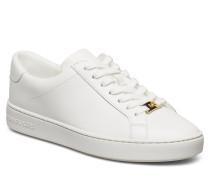 Irving Lace Up Niedrige Sneaker Weiß