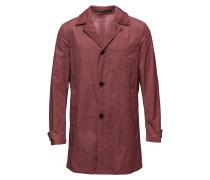 11 Straight 10004976 Dünner Mantel Rot