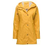 Regenmantel Regenkleidung Gelb