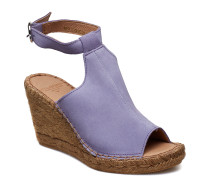 Wayfarer High Wedge Sandale Mit Absatz Espadrilles Lila ROYAL REPUBLIQ