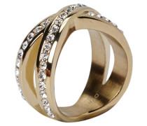 Nagyz I Ss Crystal Ring Schmuck Gold
