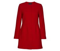 Coats Woven Dünner Mantel Rot ESPRIT COLLECTION