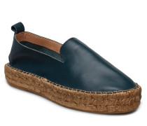 Wayfarer Loafer Sandalen Espadrilles Flach Blau ROYAL REPUBLIQ