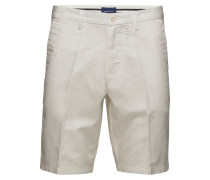 O1. Cotton Linen Shorts