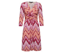 Dress Kleid Knielang Pink ILSE JACOBSEN