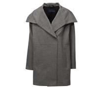 Bennie Wool Ls Wide Collr Coat