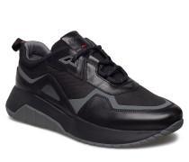 Atom_runn_mx Niedrige Sneaker Schwarz HUGO