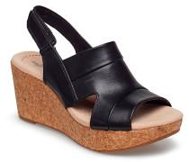 Annadel Ivory Sandale Mit Absatz Schwarz CLARKS