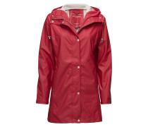 Regenmantel Regenkleidung Rot
