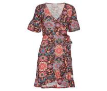 Flower Wickelkleid Kurzes Kleid Bunt/gemustert ODD MOLLY