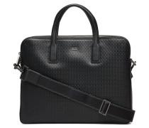 Crosstown P_s D Zips Laptop-Tasche Tasche Schwarz BOSS BUSINESS WEAR