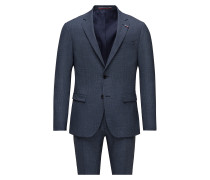 Wool Micro Slim Fit Suit