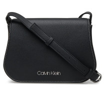 Slide Saddle Bag Bags Small Shoulder Bags/crossbody Bags Schwarz CALVIN KLEIN