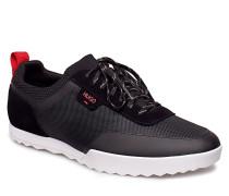 Matrix_lowp_mely Niedrige Sneaker Schwarz HUGO