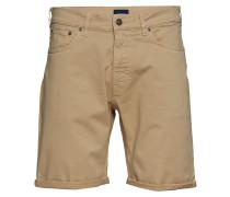 O1. Regular Desert Shorts