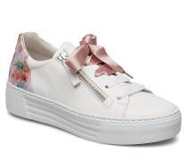 Sneaker Niedrige Sneaker Weiß