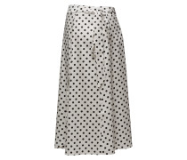 Fey 448 Wrap, White Polka, Skirt