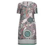 Dress Woven Fabric Kleid Knielang Bunt/gemustert GERRY WEBER