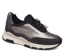 Fiona 3c Niedrige Sneaker Silber TOMMY HILFIGER