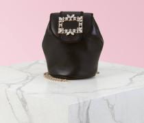 Broche Vivier Mini Backpack