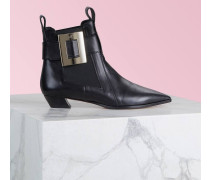 Ankle Boots Viv' Ranch Metal Buckle