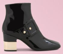 Ankle Boots Podium Trompe L'oeil