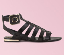 Sandalen Mini Metal Buckle
