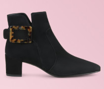 Ankle Boots Polly Turtle Buckle