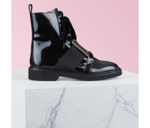 Ankle Boots Viv' Rangers Metal Buckle