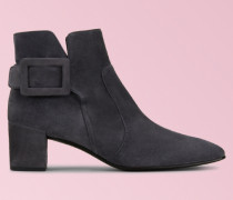 Ankle Boots Polly aus Veloursleder