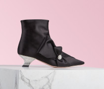 Ankle Boots Lavallière Strass Heel