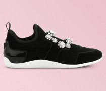 Sporty Viv' Flower Strass Rivets