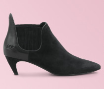 Ankle Boots Choc Real Elastic