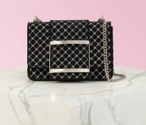 Très Vivier Thread Embroidery Bag Small