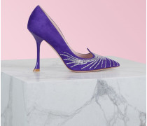 Pumps I Love Vivier Crystal Wave