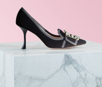 Pumps Broche Vivier