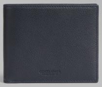 Portemonnaie aus Gehämmertem Kalbsleder