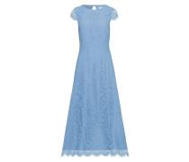 Midi Kleid mit Spitze