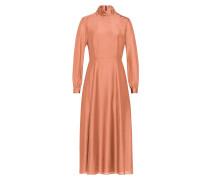 Kleid mit Faltenkragen
