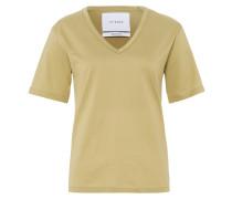 Organic Cotton V-Ausschnitt T-Shirt