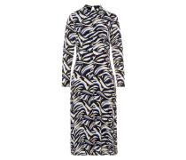 Midi-Kleid mit Print