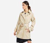 Mantel LUCILLE beige