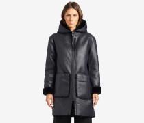Mantel LINA schwarz