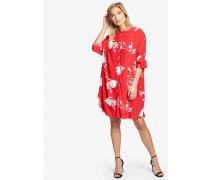Kleid NAGA rot