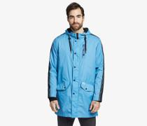 Mantel ROCKEL blau