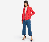 Jacke STACEY rot
