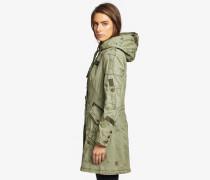 Mantel CHEPE grün