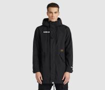 Mantel SPECTER schwarz
