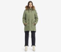 Mantel KENITA3 grün