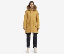 Mantel KENITA3 gelb